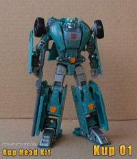 Fully Colored Images of IGear's Kup01 Set