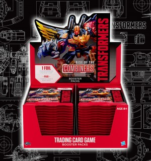 Transformers News: Analysis and Description of New Battle Features in Rise of the Combiners Cards for TFTCG