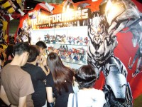 Images from 2009 Singapore Toy, Games & Comic Convention