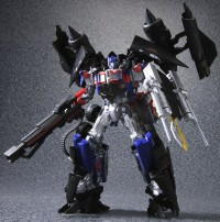 Transformers News: New Images of 'Unite for the Universe' Jetpower Optimus Prime