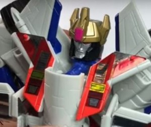 Transformers News: Full Reveal of Torso Mode for Transformers Power of the Primes Voyager Starscream
