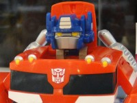 Video Review of Rescue Bots Optimus Prime