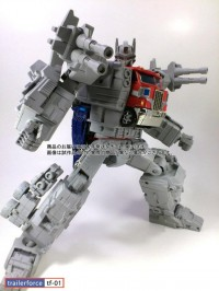 Robot Images of Xovergen Trailerforce TF-01