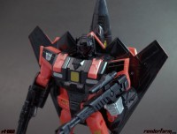 Transformers News: Seibertron.com Reviews - Renderform's  RF-002 Empyrean Espionage Upgrade Kit