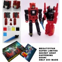 Head Robots - Courageous - MegaToyFan Exclusive in stock with in hand images