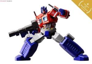 Transformers News: Legacy of Revoltech LR-008 Convoy (Revoltech Optimus Prime Reissue)