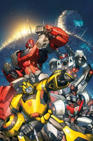 Transformers News: Artist Andrew Griffith to Attend TFcon Toronto 2017