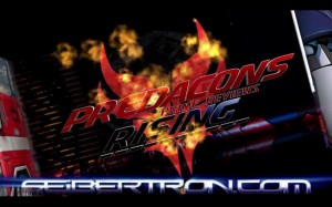 Transformers News: Predacons Rising Contest Video #14 - MEGATRON vs PRIME