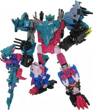 Transformers News: Takara Tomy Offering Bundle For Transformers Generations Selects King Posideon