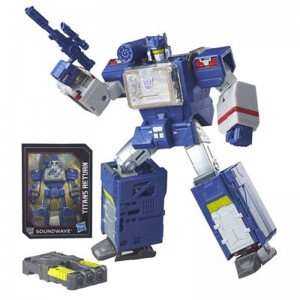 Transformers Titans Return Leader Class Soundwave - New Official Photos