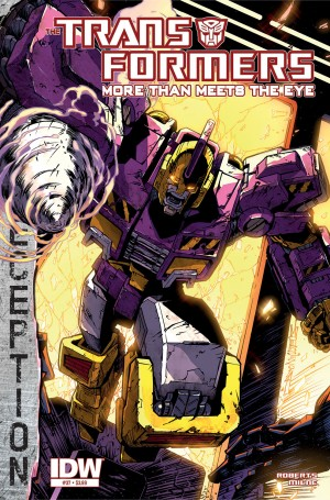 Transformers News: IDW Publishing Transformers January 2015 Solicitations: Drift, Complete Allspark Almanac, Punishment and More!