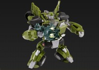 More Official Images: AM-10 Bulkhead and AM-11 Arcee