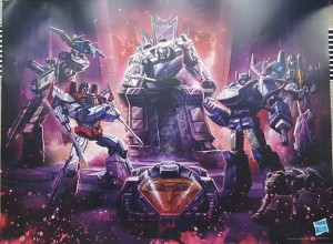 Posters Reveal Decepticons and Omega Supreme in Transformers War for Cybertron: Siege #NYCC