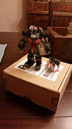 Transformers News: TFSS 2.0 Treadshot with Catgut Now Arriving