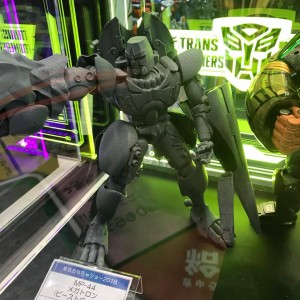Takara Tomy Masterpiece MP-43 Beast Wars Megatron Prototype On Display at Tokyo Toy Show