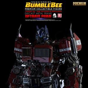 ThreeZero Bumblebee Movie Premium Optimus Prime Revealed