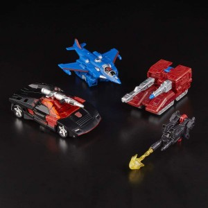 Transformers News: Transformers War for Cybertron Siege Skywarp, Slamdance, G2 Sideswipe and more Revealed
