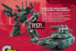 Transformers News: New Transformers Movie Brawl and Megatron Figures Leaked Online