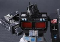 Transformers News: Updated: New Images Of Takara MP 1B Convoy Black Version
