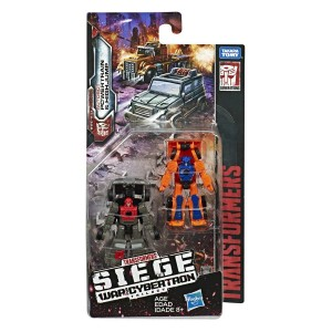 In Package Image of Transformers War for Cybertron Trilogy SIEGE Micromasters Powertrain & Highjump