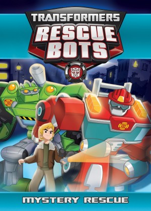 Transformers News: Transformers Rescue Bots: Mystery Rescue Pre-Order on Amazon.com