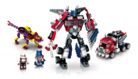Transformers News: Transformers Prime: Beast Hunters Month - Official Image of Kre-O Beast Blade Optimus Prime