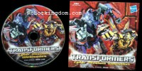 Transformers News: Robotkingdom: Free Cyber Missions DVD