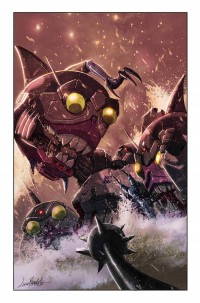 Transformers News: Covers Revealed for Transformers: Monstrosity #4 and Transformers: Robots in Disguise Ongoing #16