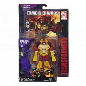 Transformers News: Official Images - Transformers Generations Combiner Wars Wave 1 with In-Pack Comics