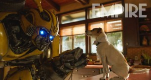 Empire Online Reveals New Transformers Bumblebee Movie Still