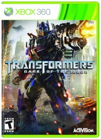 Transformers: Dark of the Moon Video Game Ships to Retailers Nationwide [Press Release]