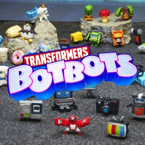 Transformers News: Transformers BOTBOTS Product Reveals Video with Special Guests