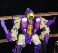 Transformers News: Toy Fair 2013: Generations Voyager Figures Springer and Blitzwing