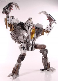 Transformers News: Seibertron's Gallery of ROTF Leader Class Starscream is Online!