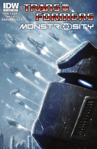Transformers: Monstrosity #3 (of 4) Review
