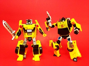 First impressions and comparison shots for Combiner Wars Wave 4 autobot limbs