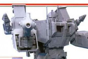 Takara Transformers Masterpiece MP-22 Ultra Magnus Accessories and Features