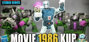 Video Review of Transformers Studio Series 86 Deluxe Class Kup