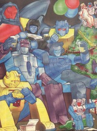 Transformers News: Happy New Year Seibertronians!