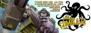 Transformers News: Ken Christiansen to Attend Stan Lee's Comikaze this Weekend!