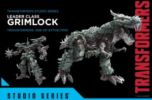 Official Images of Transformers Studio Series Blackout, Grimlock, Lockdown, Stinger, More #HasbroToyFair #NYTF