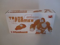 Transformers News: The Transformer Superalloy C-80 Wheelie Survivalist Pictorial Review