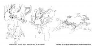 Transformers News: Concept Art for Transformers Power of the Primes Elita-1 by Ken Christiansen