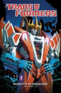 Transformers: Monstrosity and Transformers: Robots In Disguise Volume Covers Revealed