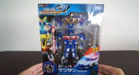 Transformers News: Japanese Language Review of Transformers Go! G01 Kenzan