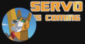 Transformers Rescue Bots: Introducing Servo the Rescue Dog!