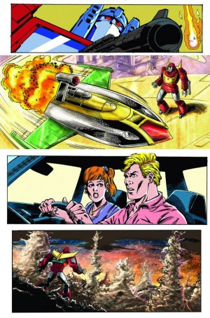 Transformers News: Transformers ReGeneration One #0 Colourist Insight by JP Bove