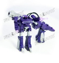 Transformers News: New WST Blaster and Shockwave images