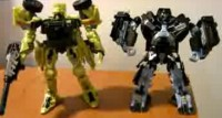 Video Review of Hunt for the Decepticons Deluxe Ironhide
