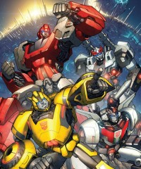 Transformers News: Exclusive Review of IDW's Robots In Disguise #1